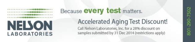 Nelson Labs Accelerated Aging Promotion