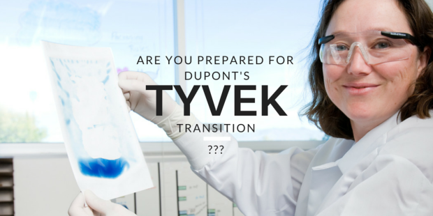 Tyvek Transition